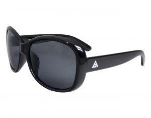 Módní brýle BRIANNA Black Polarizační