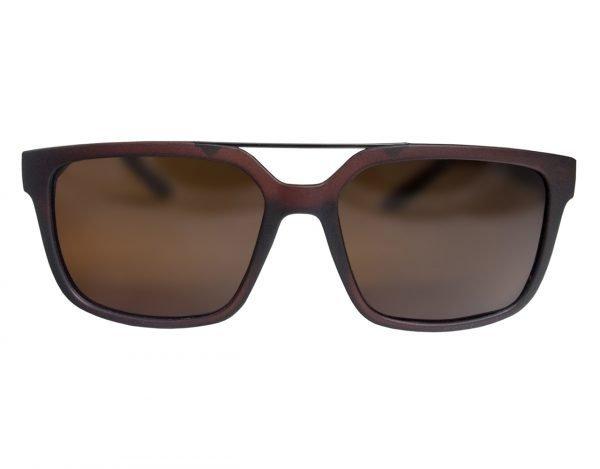 Módní brýle FELIX Brown Polarizační