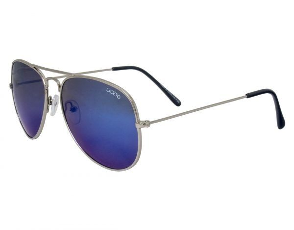 Módní brýle PILOT Silver