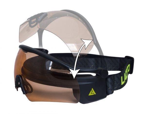 Zimní brýle LT-CROSS-II Oranžové