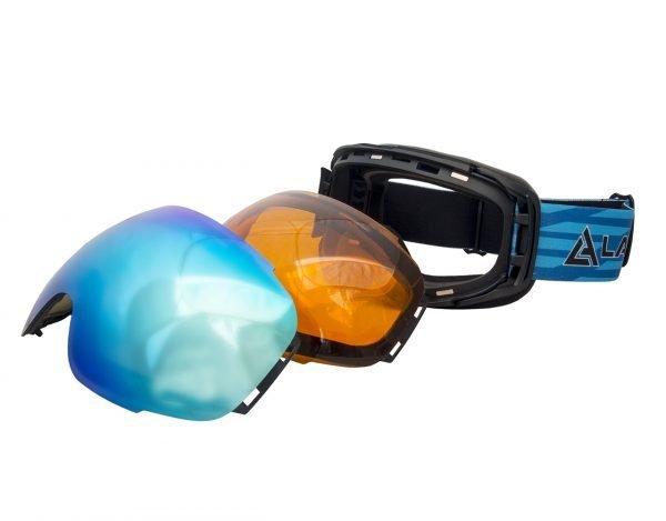 Zimní brýle LT-SHIFT-OTG